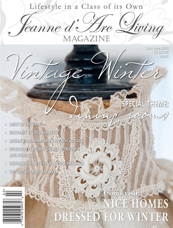 Jeanne d'Arc Living Magazine Issue #2 February 2015