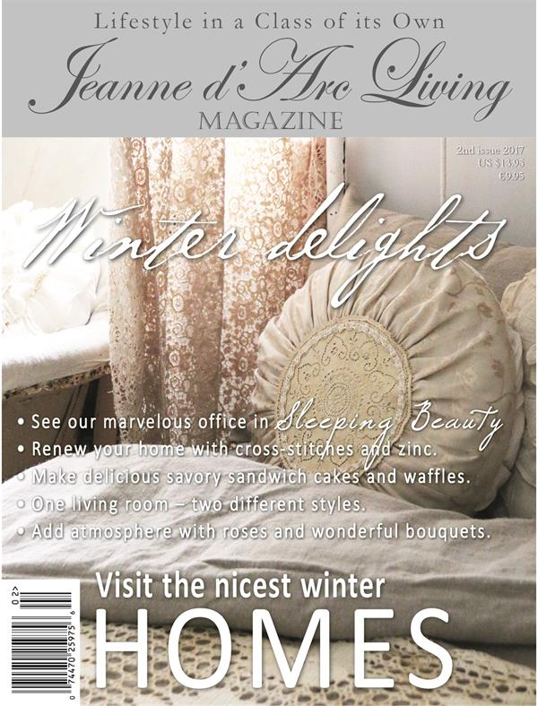 FEBRUARY 2017 Jeanne d'Arc Living Magazine Issue #2