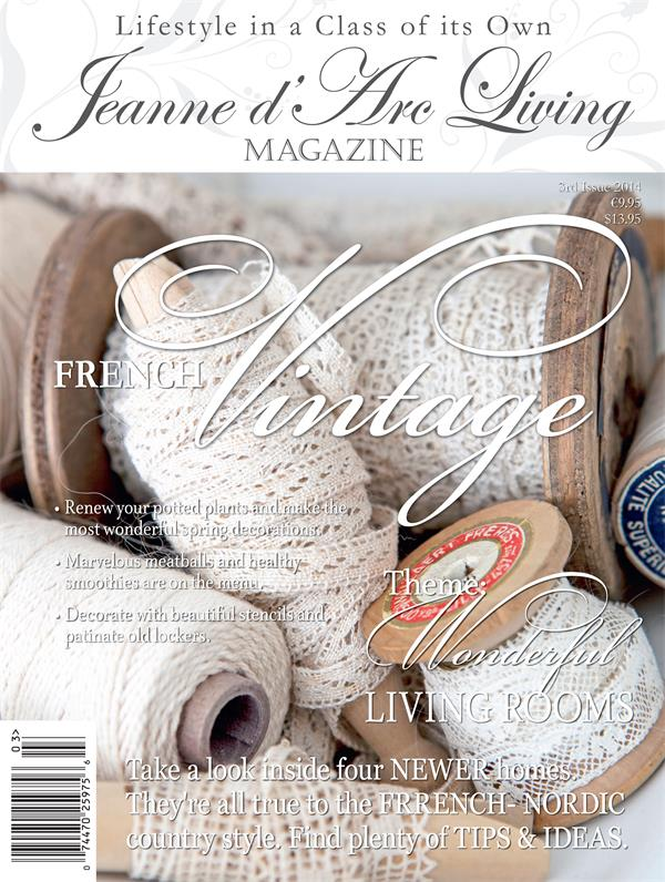 Jeanne d'Arc Living Issue #3 March 2014