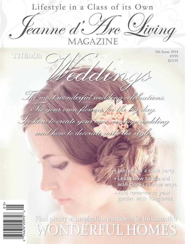 Jeanne d'Arc Living Issue #5 May 2014(Preorder)