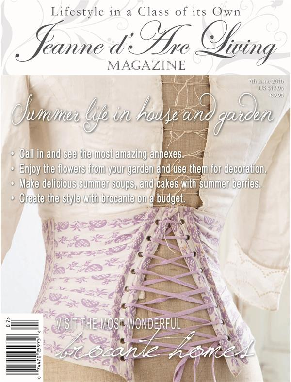Jeanne d'Arc Living Magazine Issue #7 July 2016  PREORDER!