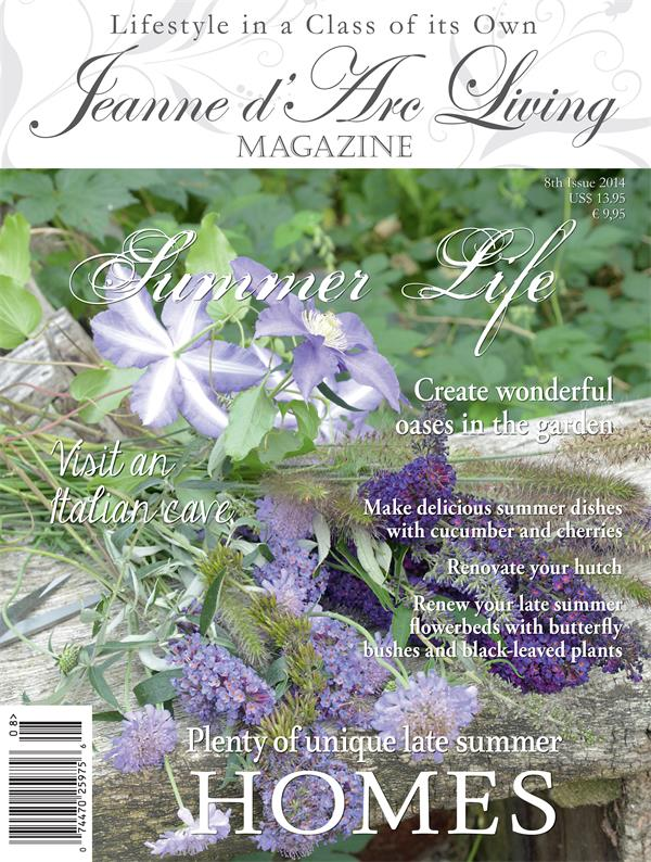 Jeanne d'Arc Living Issue #8 August 2014