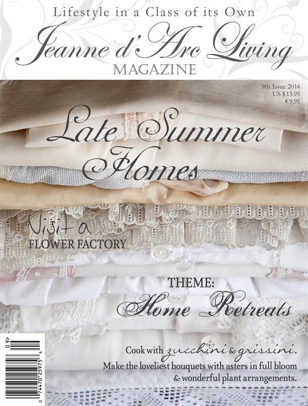 Jeanne d'Arc Living Issue #9 September 2014