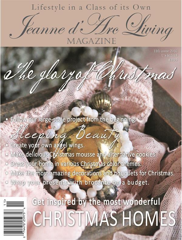 NOVEMBER 2016 Jeanne d'Arc Living Magazine Issue #11