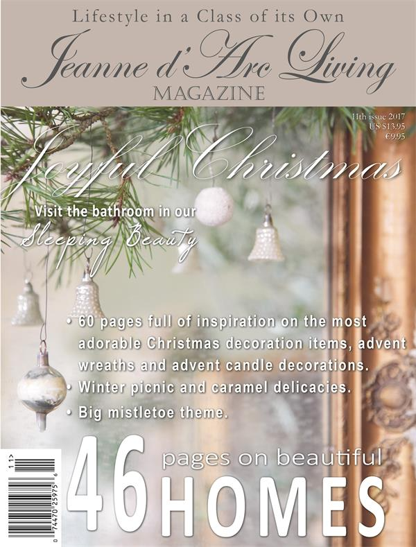NOVEMBER 2017 Jeanne d'Arc Living Magazine #11 Brocante/Style