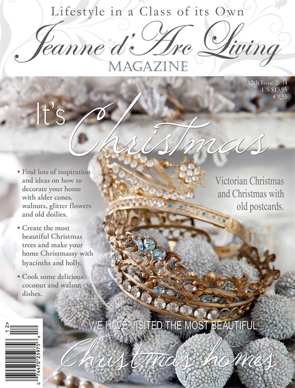 Jeanne d'Arc Living Issue #12 December 2014 A PREORDER