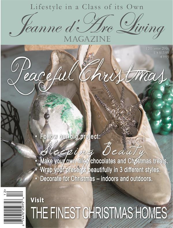 DECEMBER 2016 Jeanne d'Arc Living Magazine Issue #12