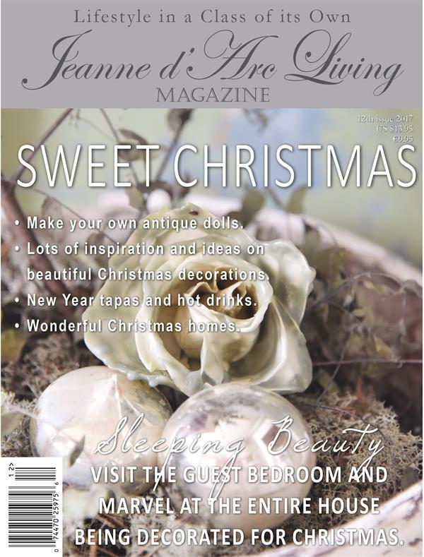 DECEMBER 2017 Jeanne d'Arc Living Magazine #12 Brocante/Style