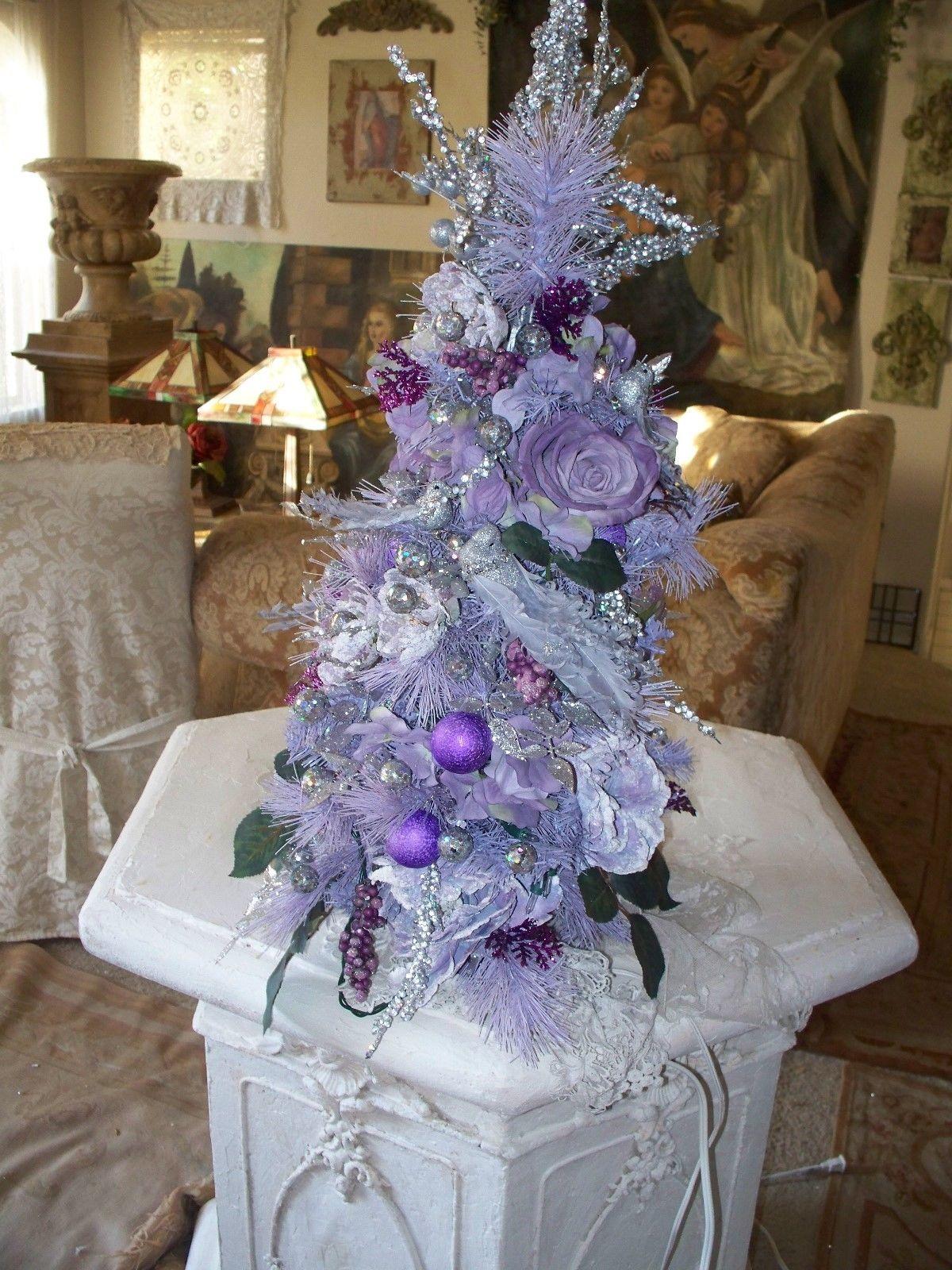 Lavender Roses Tree