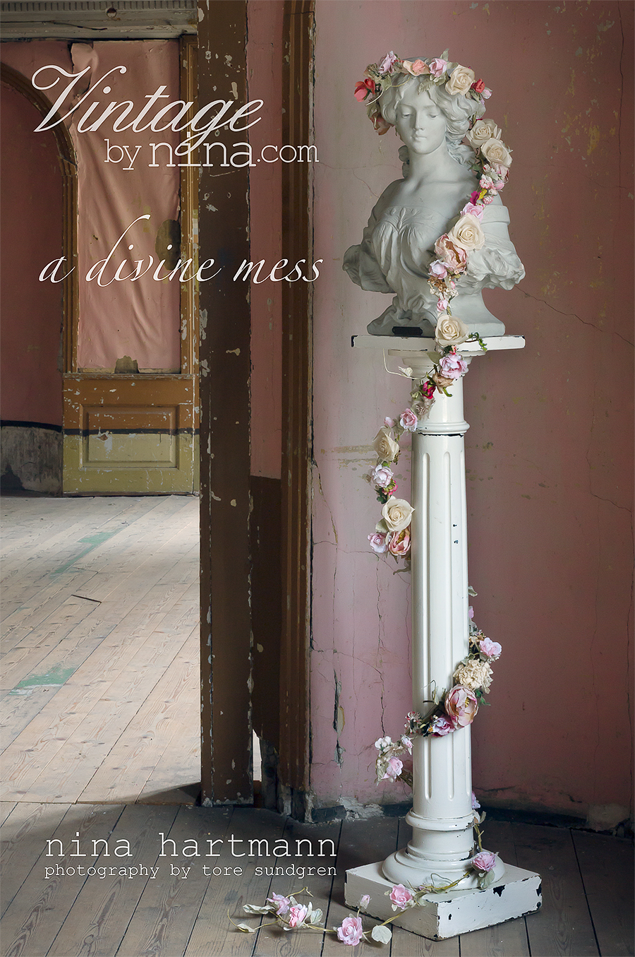 A Divine Mess Nina Hartmann's Newest Book A PREORDER for Sept.